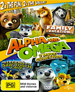 Alpha and omega 2 movie collection