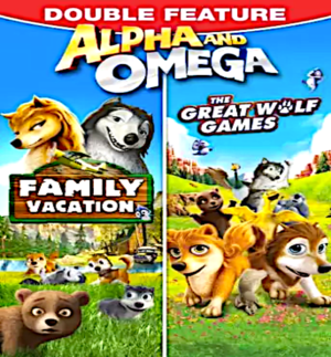Alpha and omega double feature