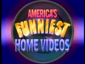America s Funniest ہوم ویڈیوز 1990 Logo