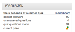 Apparently I have -1 unanswered questions???