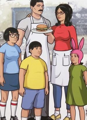 Archers' Bob's Burgers