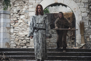 Arya Stark and Jaqen H'ghar