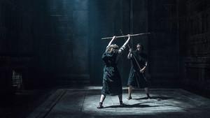 Arya Stark and The Waif