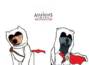 Assasins creed lobo