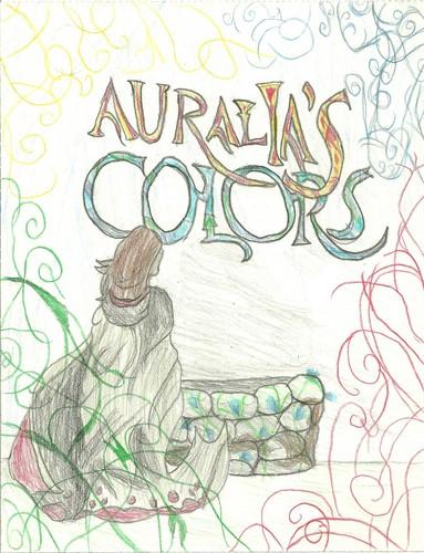 Bücher zum Lesen Hintergrund possibly containing Anime called Auralia's Thread