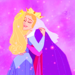 Aurora and Queen Leah - disney-parents icon