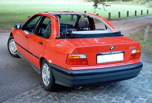 বিএমডবলু 3 Baur TC4 Landaulet (E36)