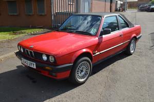 BMW 325i Baur TC2 (E30)