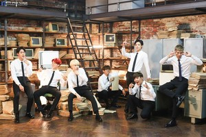 BTS FESTA 2016 | Group фото Album
