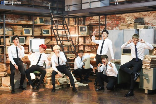 BTS wallpaper titled BTS FESTA 2016 | Group foto Album