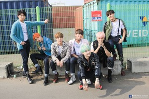 Bangtan Boys FESTA 2016 | Group fotografia Album