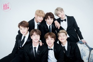 BTS FESTA 2016 | Group foto Album