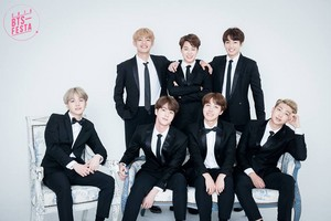 BTS FESTA 2016 | Group Photo Album