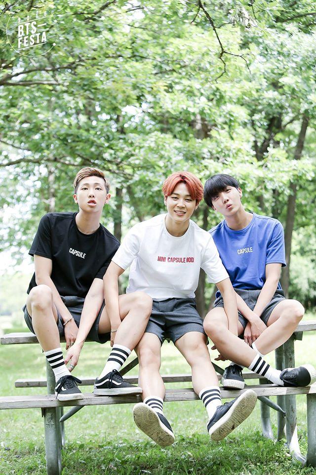 BTS FESTA 2016   Group Photo Album