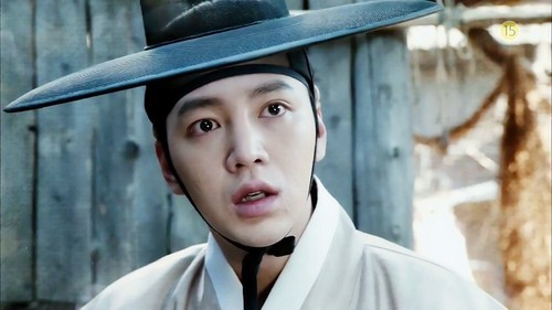 Jang Geun Suk Hintergrund titled Baek Dae Gil (The royal gambler)