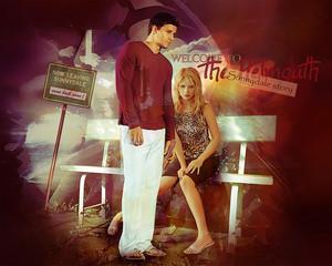 Bangel wallpaper - Sunnydale amor Story