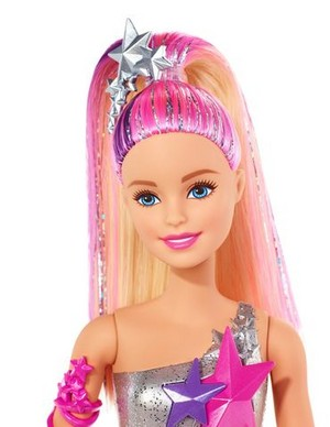 Barbie: bintang Light Adventure Barbie doll