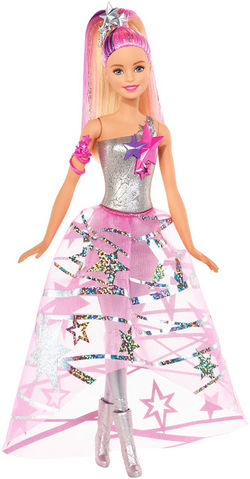 Barbie: bituin Light Adventure Barbie doll