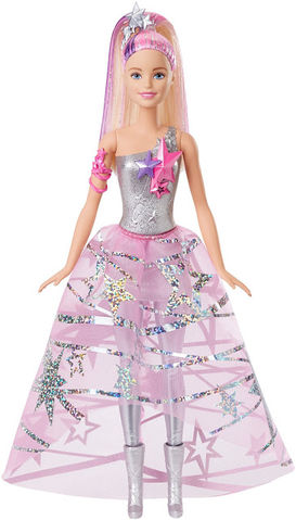 Barbie: estrella Light Adventure barbie doll