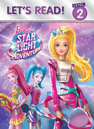 Barbie bintang Light Adventure Book
