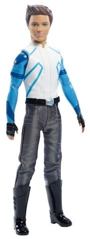 Barbie: estrela Light Adventure Ken doll