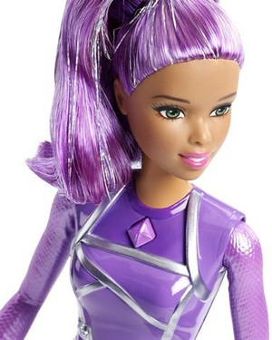 Barbie: estrela Light Adventure Teresa doll
