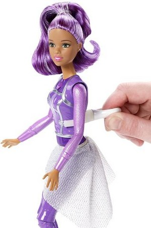 Barbie: তারকা Light Adventure Teresa doll