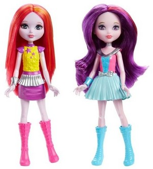 Barbie: star, sterne Light Adventure Puppen