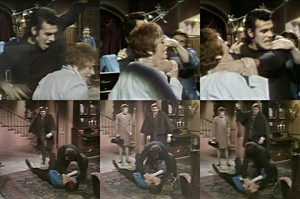 Barnabas Saves Julia and Willie