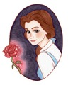 Belle - disney fan art