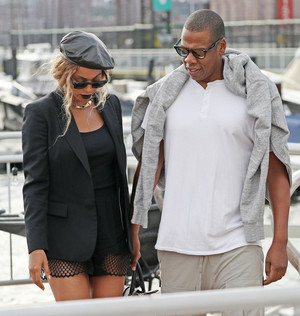 Beyoncé and jay_z