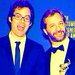 Bill Hader and Judd Apatow