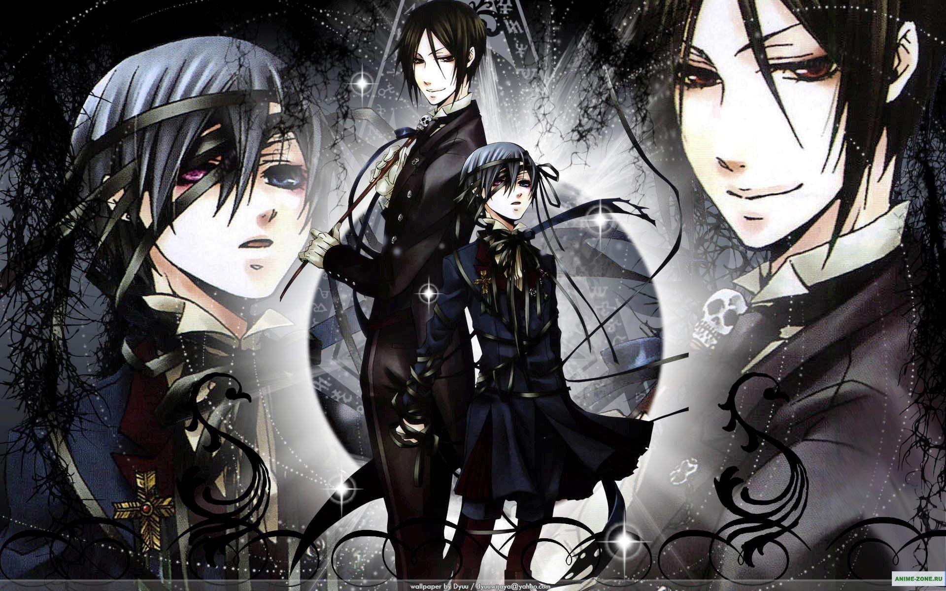 Kuroshitsuji images Black Butler HD wallpaper and background photos