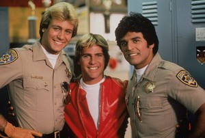 Bobby, Bruce, and Ponch
