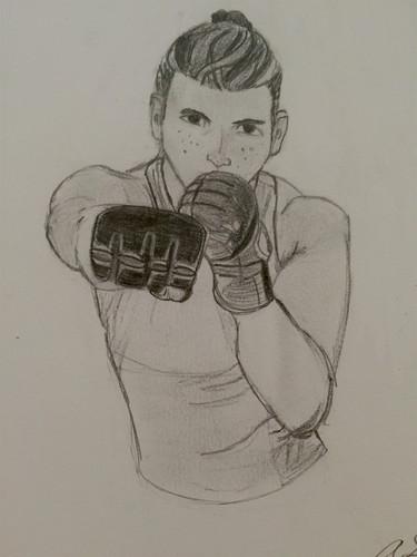 Young Justice OC'S!!! fondo de pantalla entitled Boxer!Nereus