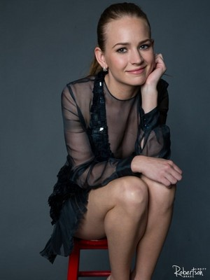 Britt Robertson - Glamour Photoshoot - April 2016