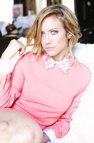 Brittany Snow - LadyGunn Photoshoot - Spring/Summer 2015