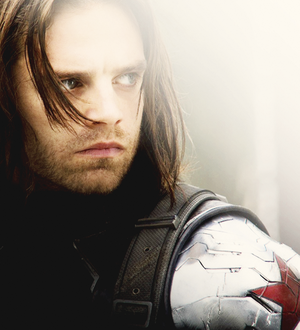 Bucky Barnes as Winter Soldier