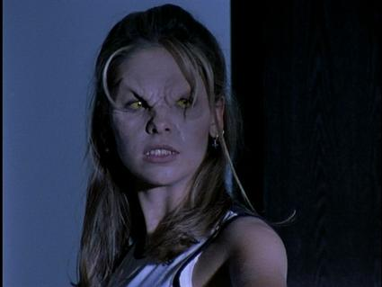 Buffy as a Slaypire in Nightmares