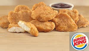 Burger King Chicken Tenders