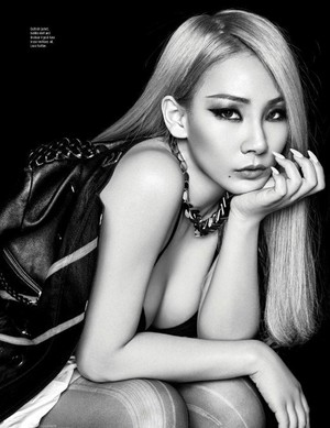 CL for 'Elle Malaysia'
