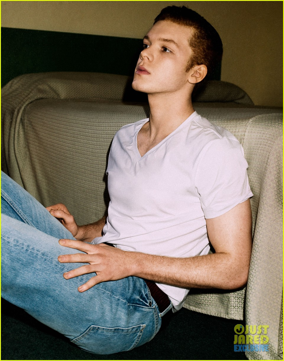 Cameron Monaghan - Just Jared Photoshoot - March 2014