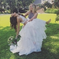 Candice with a friend - candice-accola photo