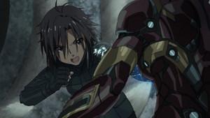 Captain America: Civil War - Anime Style