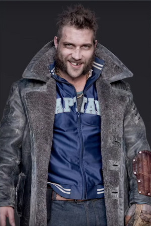 Character Promos - Jai Courtney as Captain Boomerang