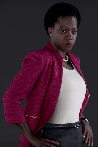 Suicide Squad 壁纸 called Character Promos - Voila Davis as Amanda Waller