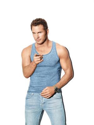 Chris Pratt - Men's Health Photoshoot - July 2015