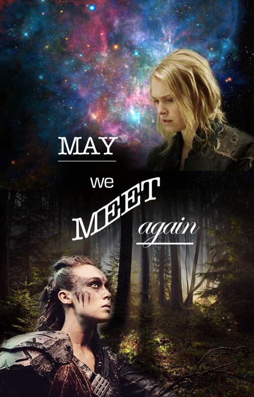 the 100 tv show images clarke and lexa hd wallpaper and