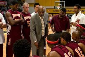 Coach Carter and His Team