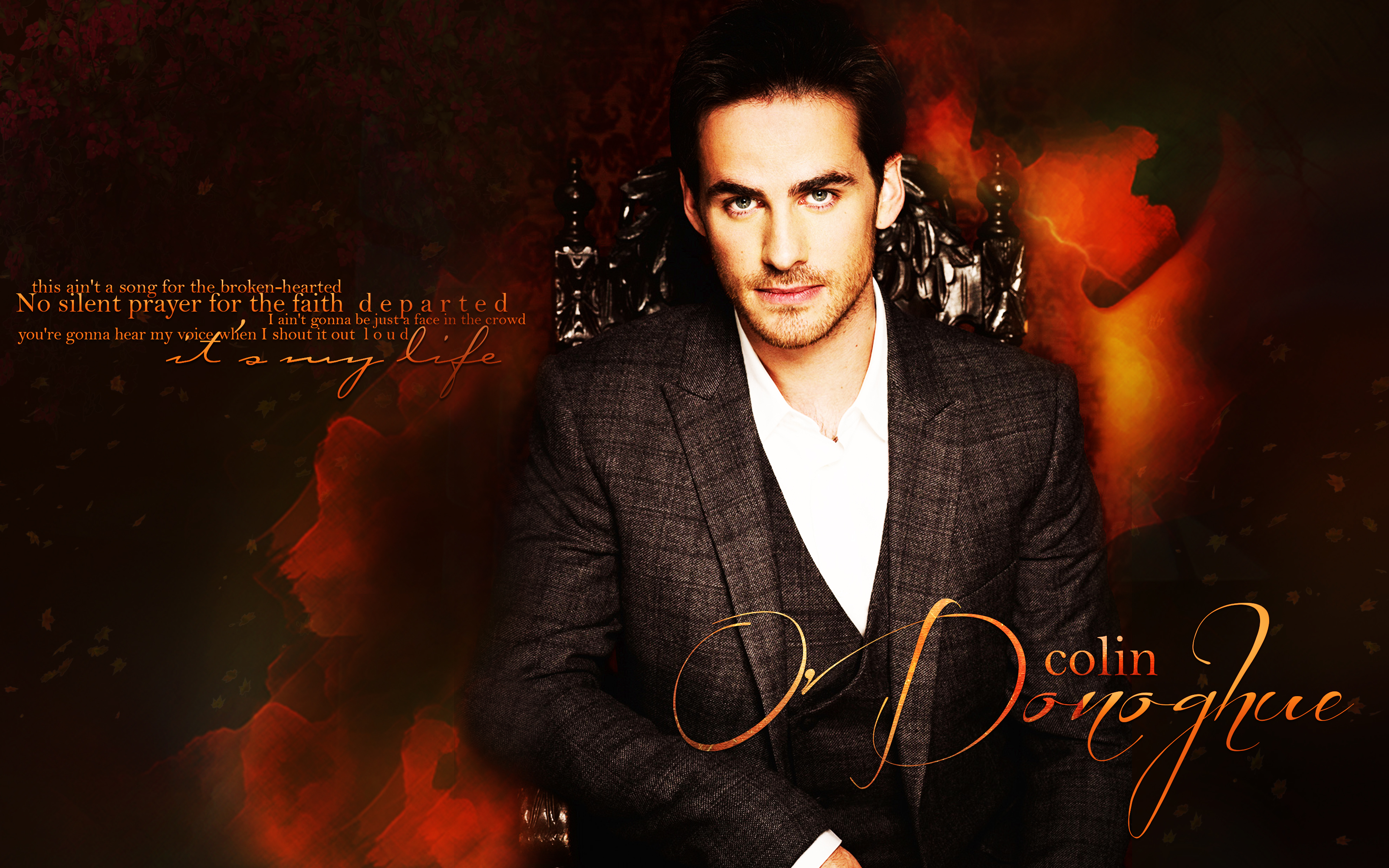 colin odonoghue images colin odonoghue hd wallpaper and